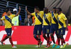 Hasil Pertandingan EKuador vs Haiti: 4-0