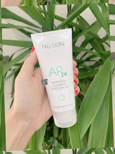 Ap 24 Whitening Toothpaste, Dental Facts, Healthy Teeth, White Teeth, Oral Hygiene, Dental Care, Nu Skin, Skin Care, Facial Cleansing