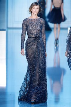 Elie Saab Couture Fall 2011