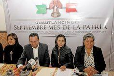 Operativo especial para Fiestas Patrias en Cuautlancingo