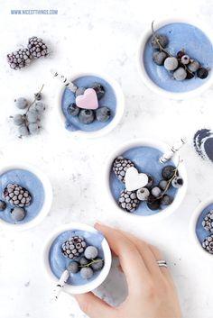 Smoothie Art: Ideen für Smoothie Bowls