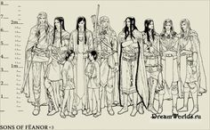 sons of feanor - Google Search