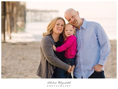 Ventura Beach Family Portraits