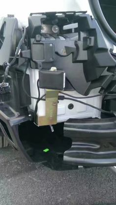 KITBSM install on BMW X3. If you are interested in our product, please contact us: sales006@kitbsm.com