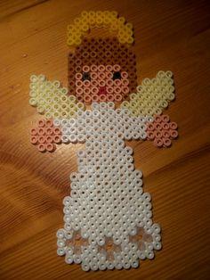 Christmas angel hama beads by mes-petites-creations-13