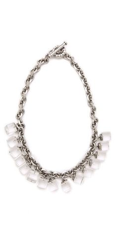 Marc by Marc Jacobs Cubes Necklace