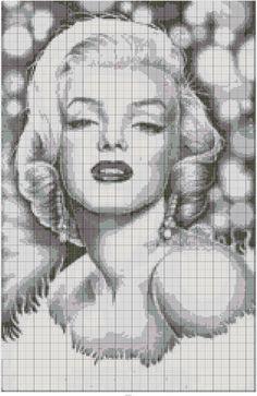 Stitch Fiddle is an online crochet, knitting and cross stitch pattern maker. Cross Stitch Pattern Maker, Counted Cross Stitch Patterns, Cross Stitch Embroidery, C2c Crochet Blanket, Crochet Blanket Patterns, Skelita Calavera, Marilyn Monroe, Pixel Art Templates, Pixel Crochet