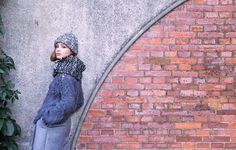 Alba, 100% merino yarn #knitwear #fashion #merinowool