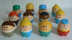 Little Tikes! OMG I had these when I was little