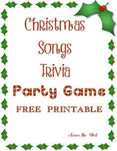 Xmas Games, Fun Christmas Games, Adult Christmas Party, Holiday Party Games, Office Christmas Party, Christmas Music, Christmas Activities, Christmas Themes, Christmas Holidays