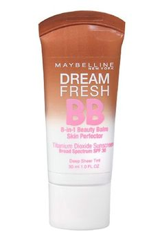 "The BEST Beauty Products Under $25  #refinery29  http://www.refinery29.com/cheap-summer-beauty-products#slide-20  BB Cream, Deep Skin Tones""With its barely-there coverage, this BB helps to even out skin while giving it a healthy glow. And, the SPF 30 protection makes it perfect for summer."" — Taylor Bryant"