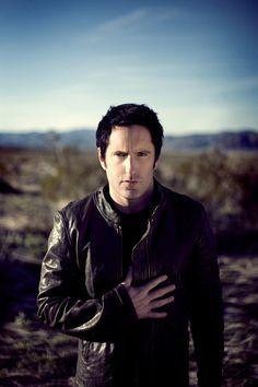 Trent Reznor by Rob Sheridan @Krystal Applegate