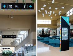 The Style Outlet, Wayfinding by Lucia Pigliapochi, via Behance