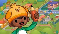 Toca Boca is an award-winning play studio that makes digital apps for kids.