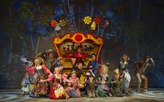 mary poppins set design - Google Search