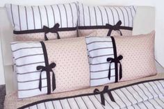 Parure de lit féminine
