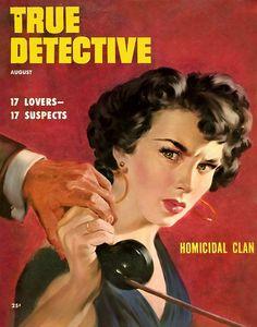Lu Kimmel - True Detective =) 1954-08