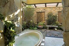 Hillcrest Farm - contemporary - bathroom - seattle - Gelotte Hommas Architecture