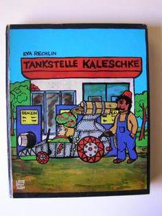 gebrauchtes Buch – Eva Rechlin – Tankstelle Kaleschke