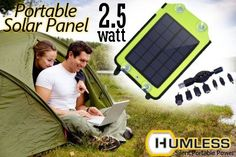 Solar powered charging station for phones,laptops,batteries ect.... I WANT THIS!! Only $40 wow