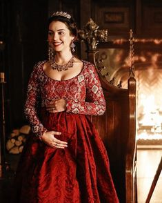 Queen Mary #Reign