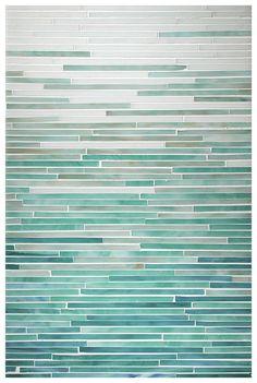 Hvis vi skulle legge flis på hytta. Katami Glass Mist | Opal, Aqua, Turquoise, Peacock Topaz
