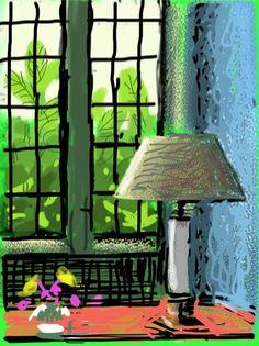 ISBN Magazine — David Hockney