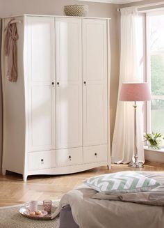 """Pure Eleganz für dein Schlafzimmer. Der Kleiderschrank """"Abbington ..."""