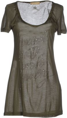 ERMANNO ERMANNO SCERVINO T-shirts - Shop for women's T-shirt - Military green T-shirt