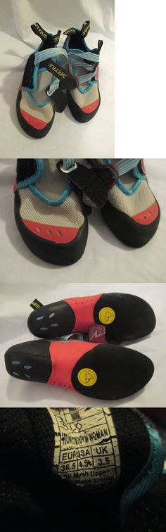 Women 158979: Aw110) La Sportiva Climbing Shoes Us Size 4.5 Eur Size 36.5 Brand New -> BUY IT NOW ONLY: $49.99 on eBay!