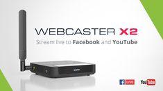 Avvia il tuo #streaming live su #Youtube e #FacebookLive in un click grazie a #Webcaster X2!https://www.youtube.com/watch?v=uuIwvWLkvpo