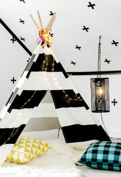 Modern & Contemporary Kids Bedroom Design Photo by Chango & Co.
