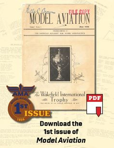 History of Model Engines | Model Aviation Aviation, History, Creative, Image, Model Airplanes, Historia, Aircraft