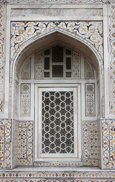 At Tomb of I'timād-ud-Daulah