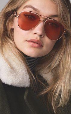b98b0e664d Ever wondered what Gigi Hadid s (aka Jelena Noura Hadid s) Sunglasses  Collection looks like