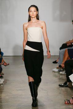 Défilé Balenciaga croisière 2015 #mode #couture #fashion