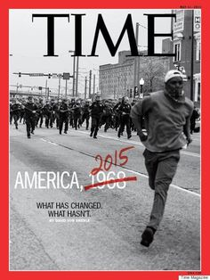 The Roots of Baltimore's Riot - ~News & Information~ - America 1968 Baltimore Riots 2015 Time Magazine Cover- Black men dying at the hands of police had - Martin Luther King, Protest Kunst, Protest Art, Protest Posters, Time Magazine, Magazine Covers, Magazine Wall, Baltimore Riots, Baltimore Police