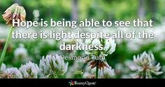 Image result for quotes about hope