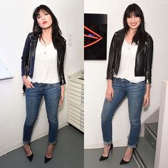 "Daisy Lowe at ""Art Electric"" By Zoe Grace and John Morrissey - Private View, May 26th 2016. #daisylowe #events #2016"