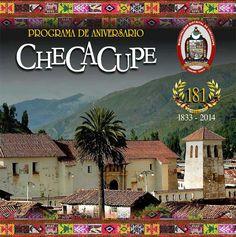 Aniversario del distrito de Checacupe en la provincia de Canchis, departamento de Cusco