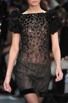 Luxuos Back Dress