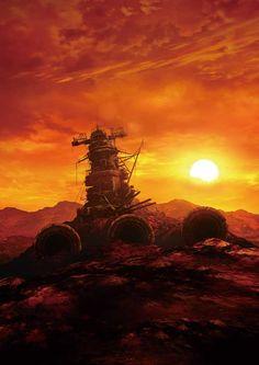 Yamato that lies in the setting sun 2012