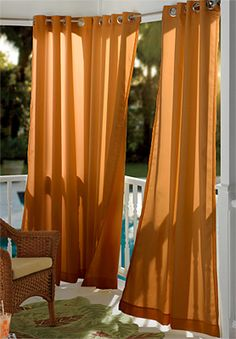 outdoor curtains $49