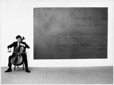 Artwork page for 'Untitled', Jannis Kounellis, 1971 Contemporary Artists, Modern Art, Define Art, Mechanical Art, Dark Blue Green, Trends Magazine, Greek Art, Italian Artist, Sculpture