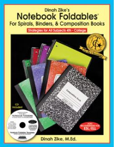 Dinah Zikes Notebooking Central Series and Manipulatives - all subjects.  Us state history timeline, social studies notebooks in order of curriculum :)