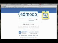 Edmodo Student Tutorial; great for students to understand what Edmodo's about