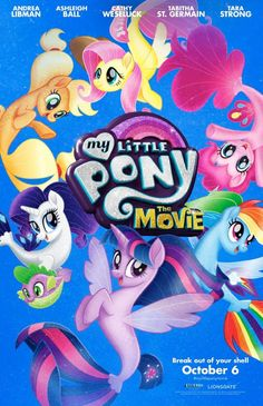 Watch My Little Pony The Movie [2017] Full Movie HD Free Download