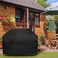 Newcomdigi Barbecue Grill Cover is durable, woven polyethylene and strong, the best choice for your BBQ burners. A rectangular gas/electric barbecue grill. 1 X Barbecue Grill Cover. Protect you BBQ burner from dust and sun, keep it clean and new. Patio Grill, Bbq Grill, Barbecue Camping, Kettle Bbq, Garden Wagon, Large Bbq, Bbq Cover, Covered Garden, Outdoor Cover