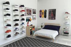 IKEA® and HYPEBEAST Design the Ideal Sneakerhead Bedroom(18)