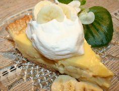 Mennonite Girls Can Cook: Banana Cream Pie